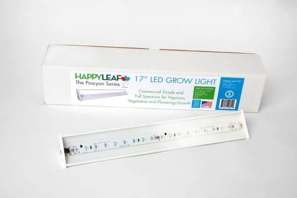 "Procyon 17"" - LED Grow Light 2"